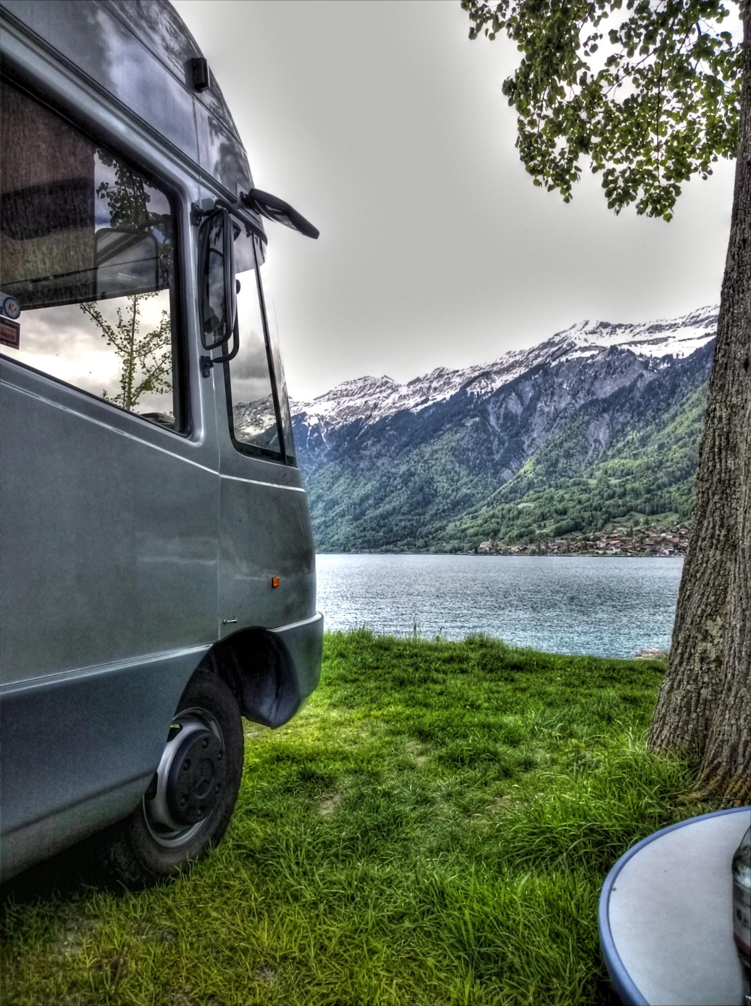 Campingplatz Aaregg