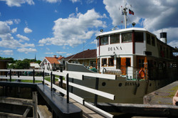 Göta Kanal - Söderköping