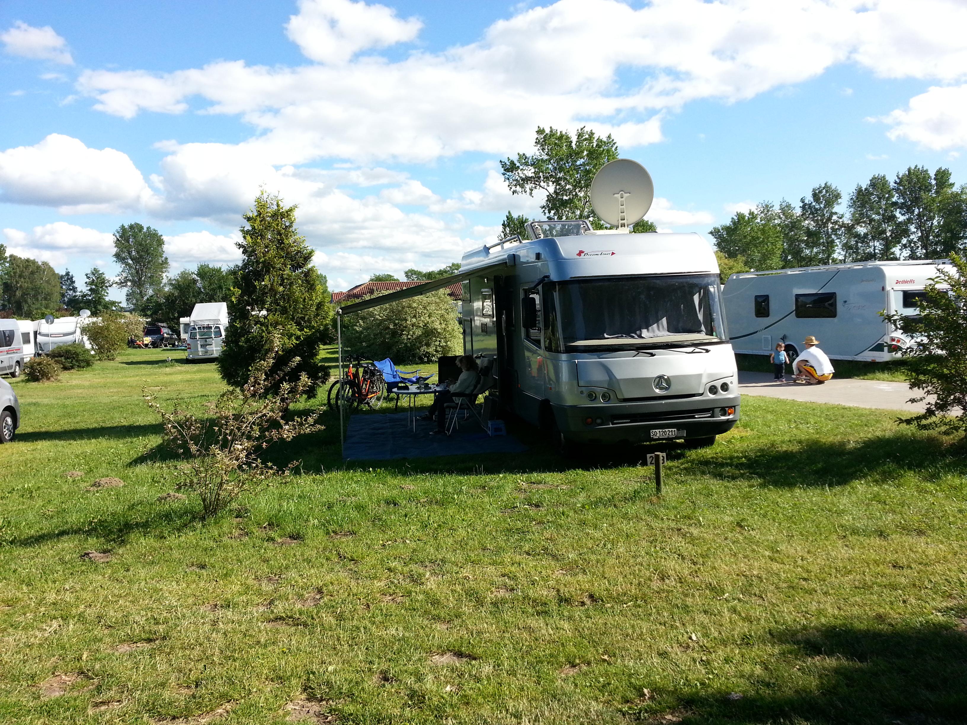 Campingplatz Loissin