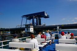 Hafenrundfahrt Stralsund