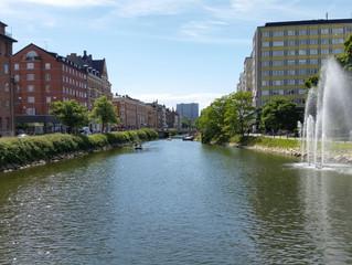 Ausflug nach Malmö bei herrlichem Wetter