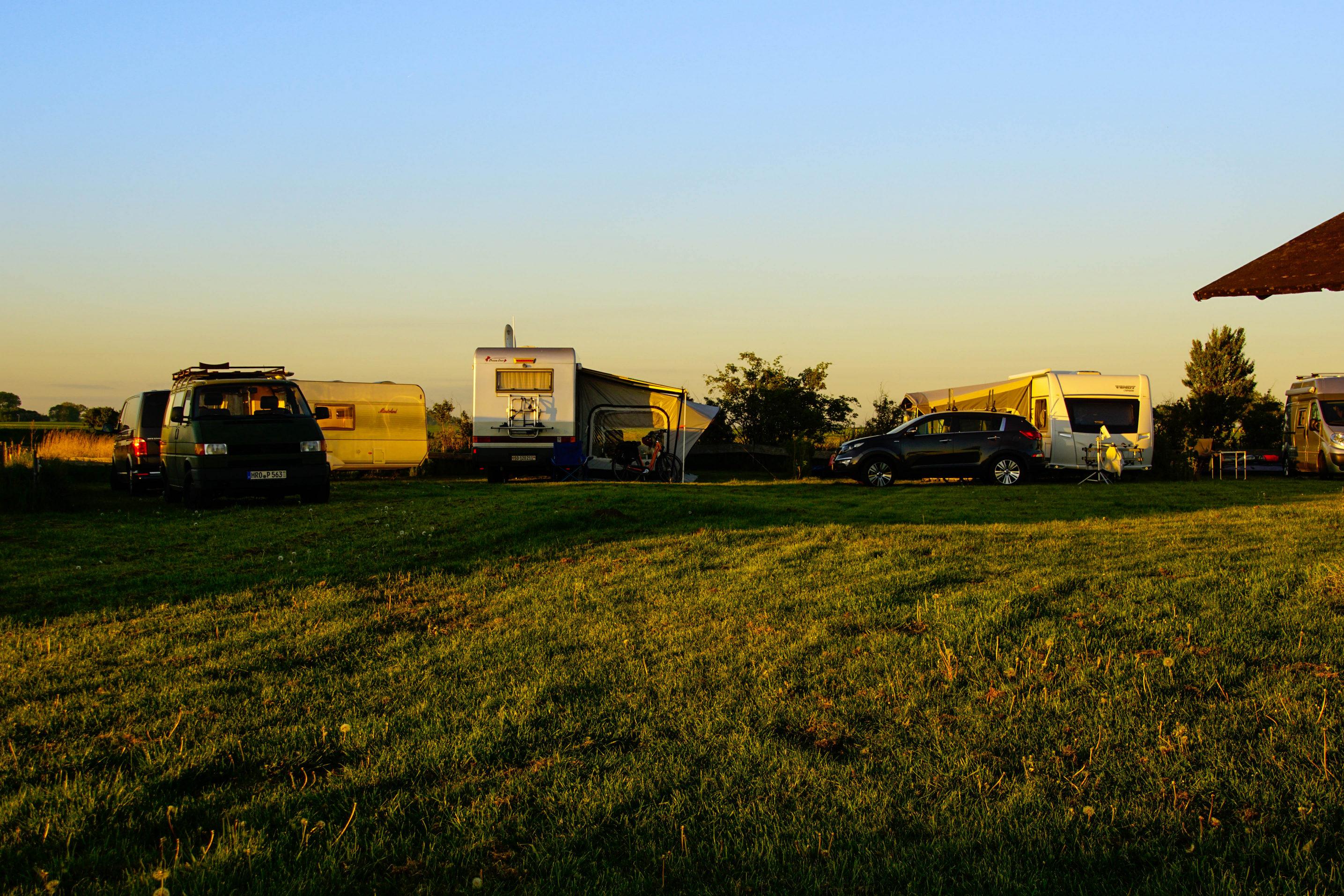 Camping Schaproder Bodden