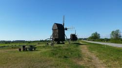 Windmühlen von Lefkaka, Öland
