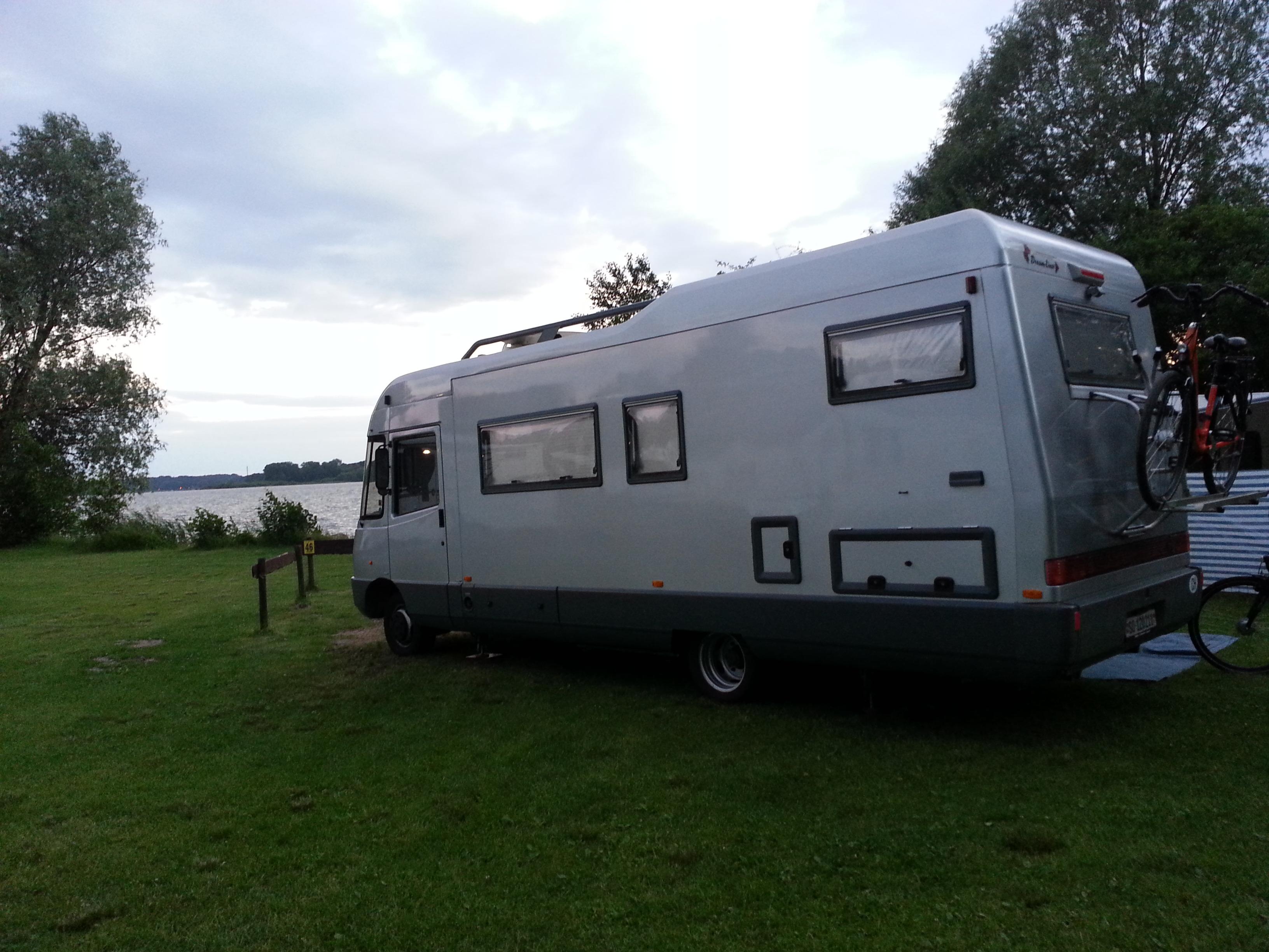 Wald- und Seeblick Camp
