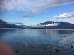 Lago Maggiore bei Tenero