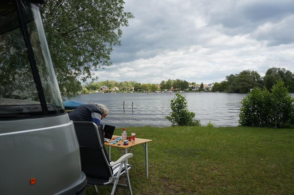 Campingnplatz Himmelreich