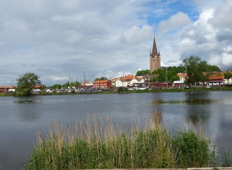 Regentag in Mariestad