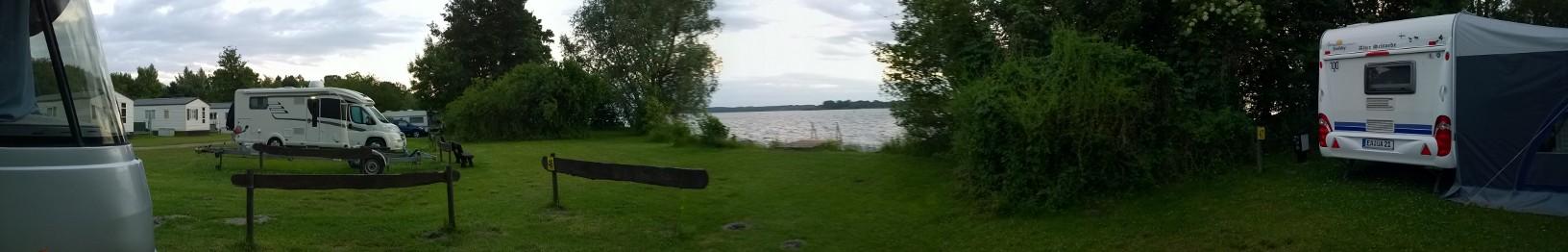 Aussicht zum See