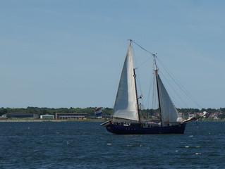 Hafenrundfahrt nach Kiel und zurück