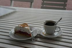 Kaffeetorpet beim Schloss Solliden
