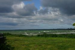 Zwischen Trelleborg und Ystad