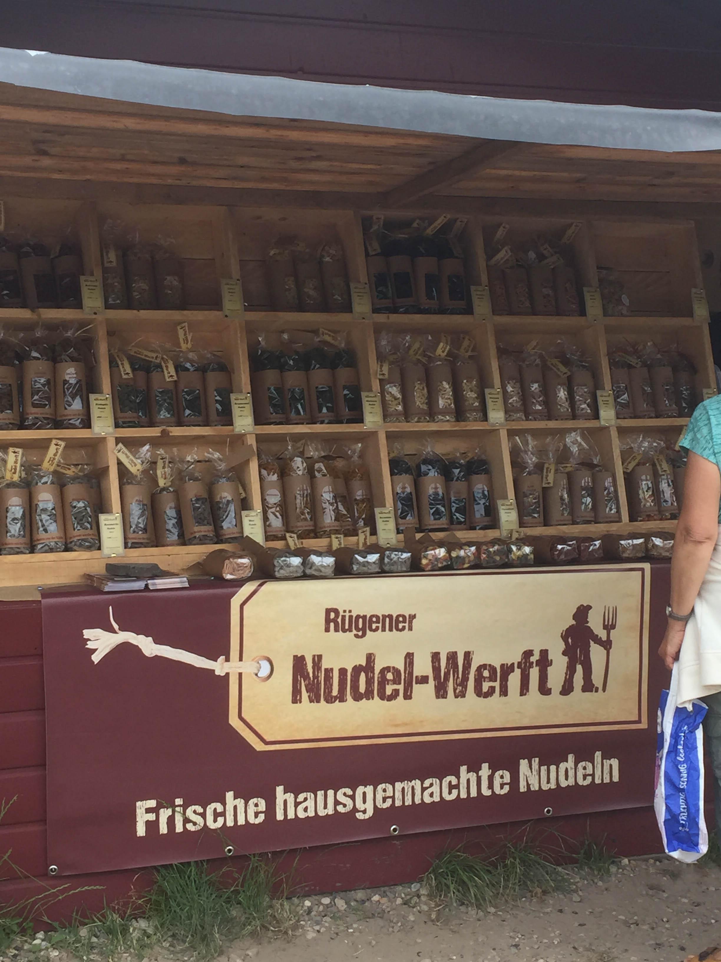 Rügenmarkt Thiessow