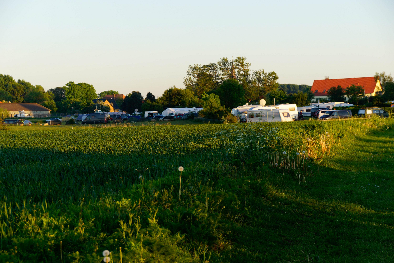Campingplatz Schaproder Bodden