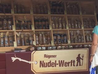 Letzter Tag auf Rügen - morgen geht's wieder nach Hause