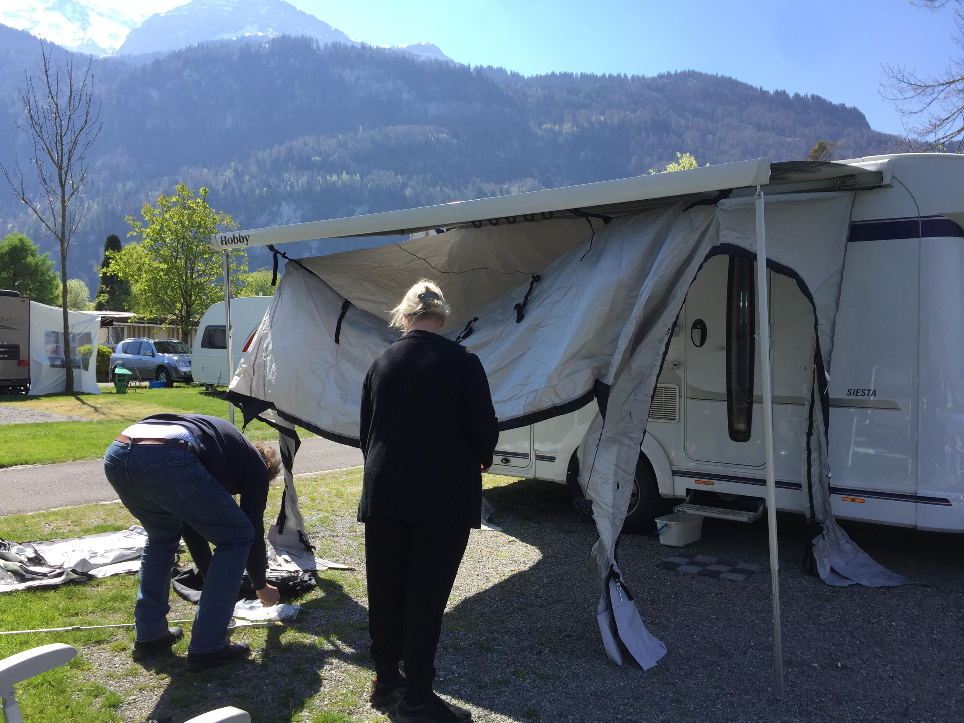 Camping Aaregg Brienz