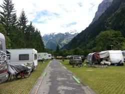 Campingplatz Eienwäldli, Engelberg