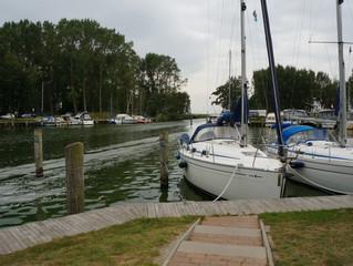 Erkundung des Hafens Stagniess und des Ostseebades Ahlbeck.