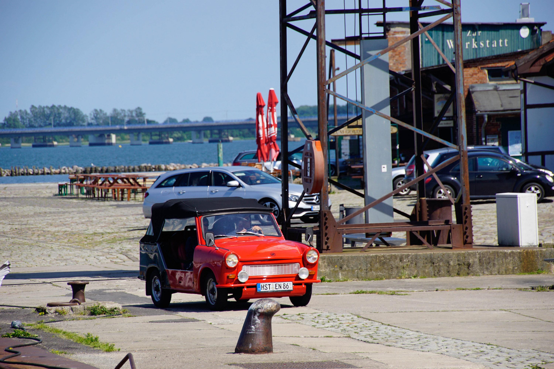 Hafen Stralsund