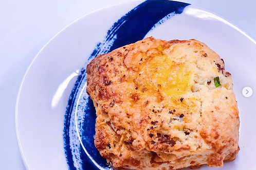 Bacon Chive Scone