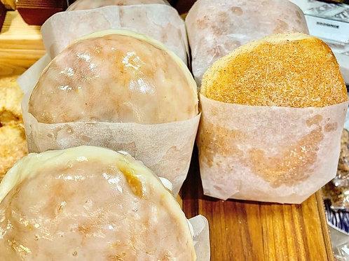 Lemon Glaze Donut
