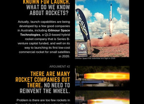 Infographic: To launch or not to launch