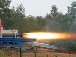 Gilmour Space Fires Up 45,000 Newtons Of Thrust In First Low-Pressure Test Of Hybrid Rocket Engine