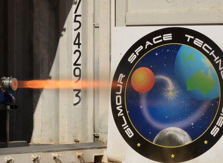 Gilmour Space completes first engine test of Cubesat Propulsion System
