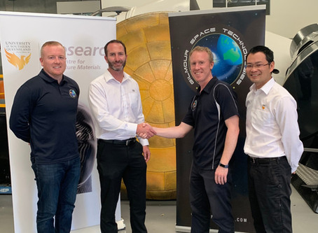 Gilmour Space & USQ to collaborate on rocket testing and research