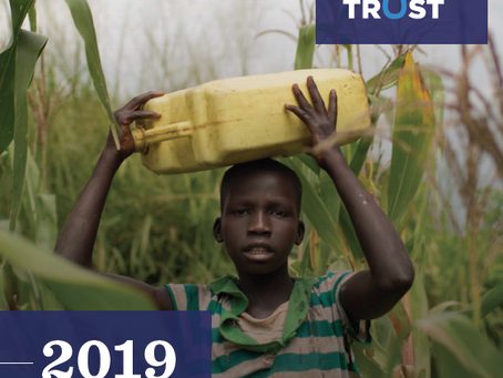 The Water Trust 2019 annual report