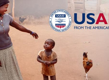 USAID awards grant for innovative new child health program
