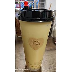 Mango Pearl Milk Tea