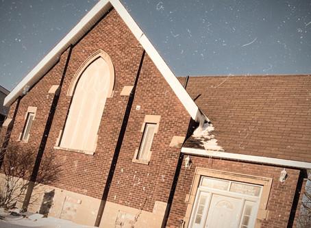 """A Worthy House"""