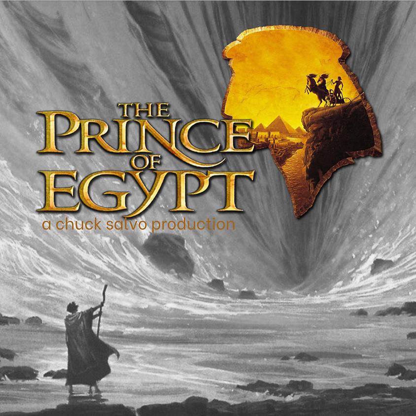 The Prince of Egypt a chuck salvo production