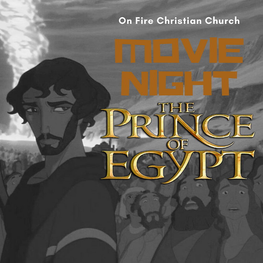 Movie Night Feat. Prince of Egypt