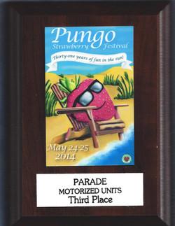 2014 Parade Award