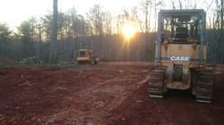 Site clearing