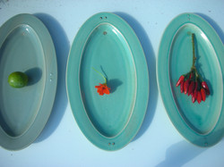 Anna Lüdi Keramik Platten