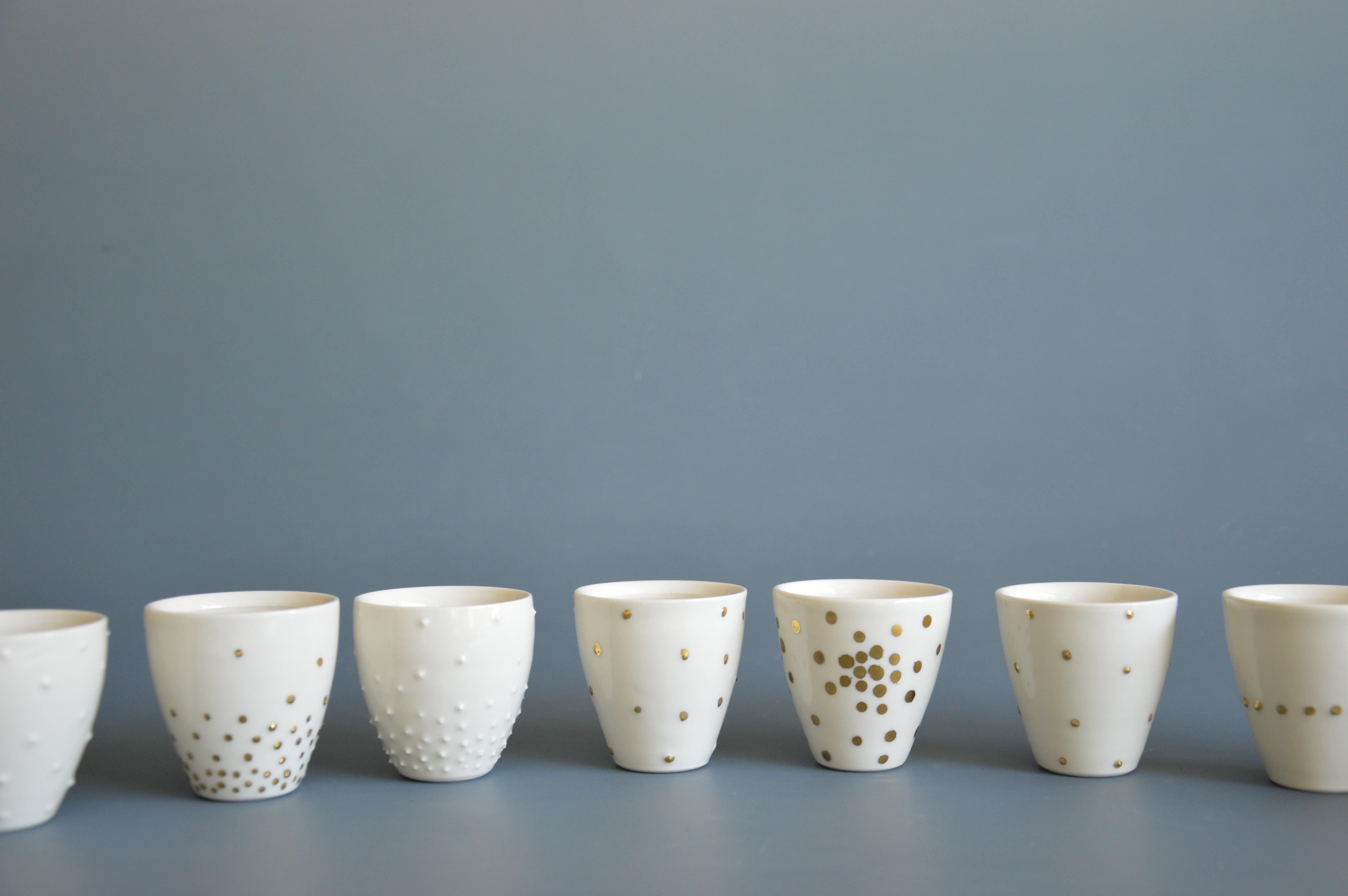 Anna Lüdi Keramik Espressotassen 2
