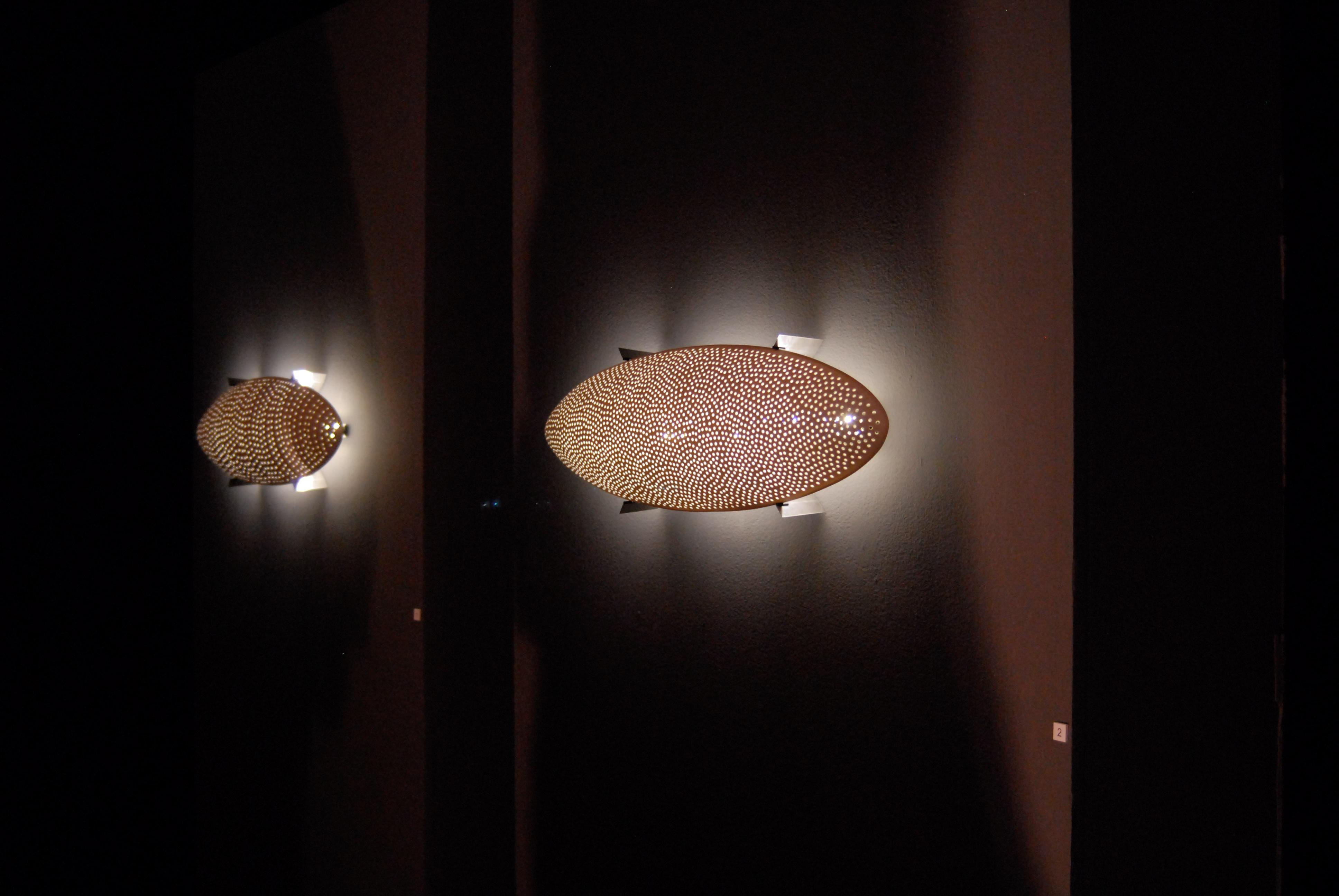 Anna Lüdi Keramik Pleione Lampe 2