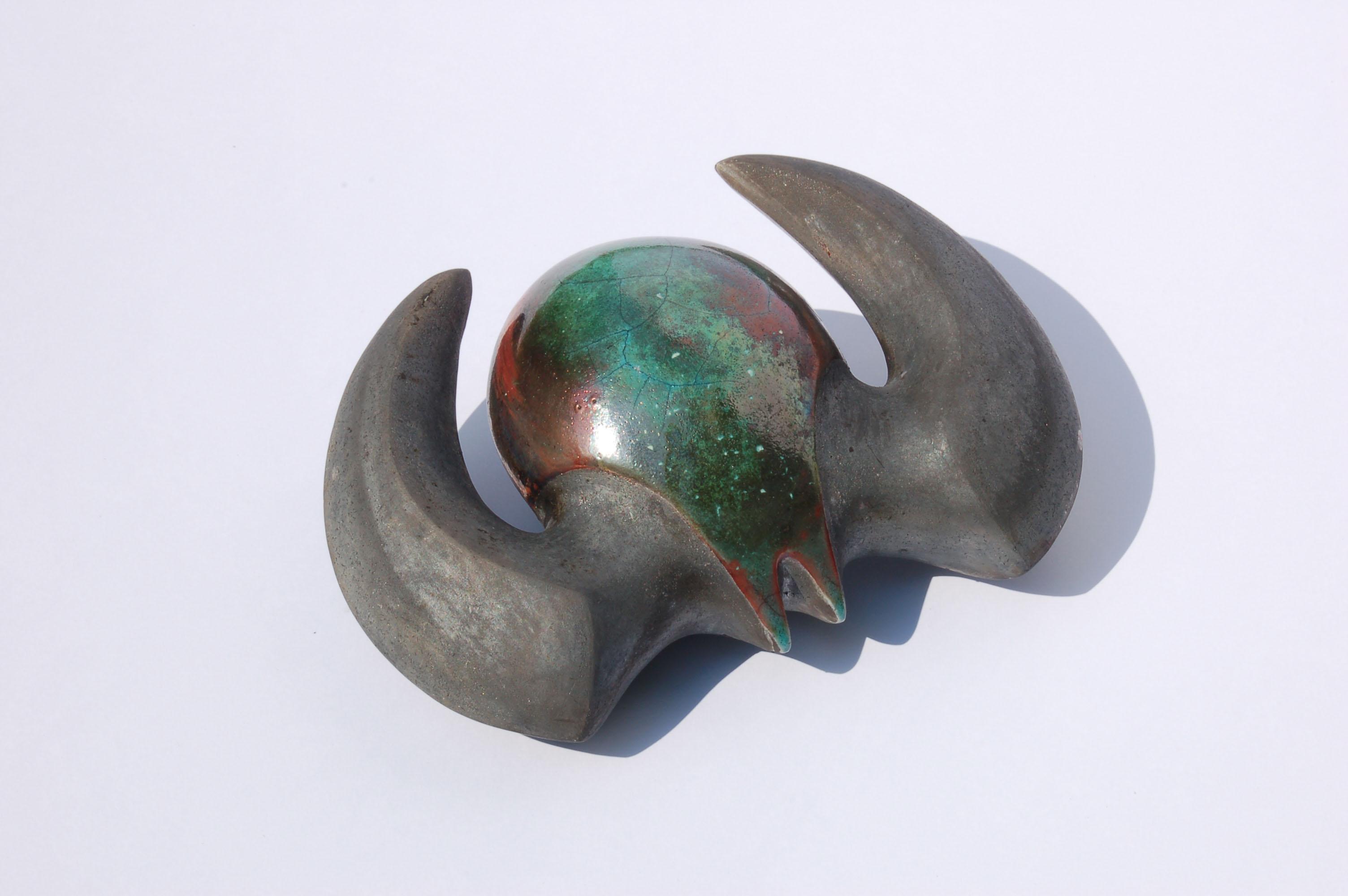 Anna Lüdi Keramik Coléoptère 4