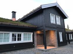 Hytte Kvitfjell