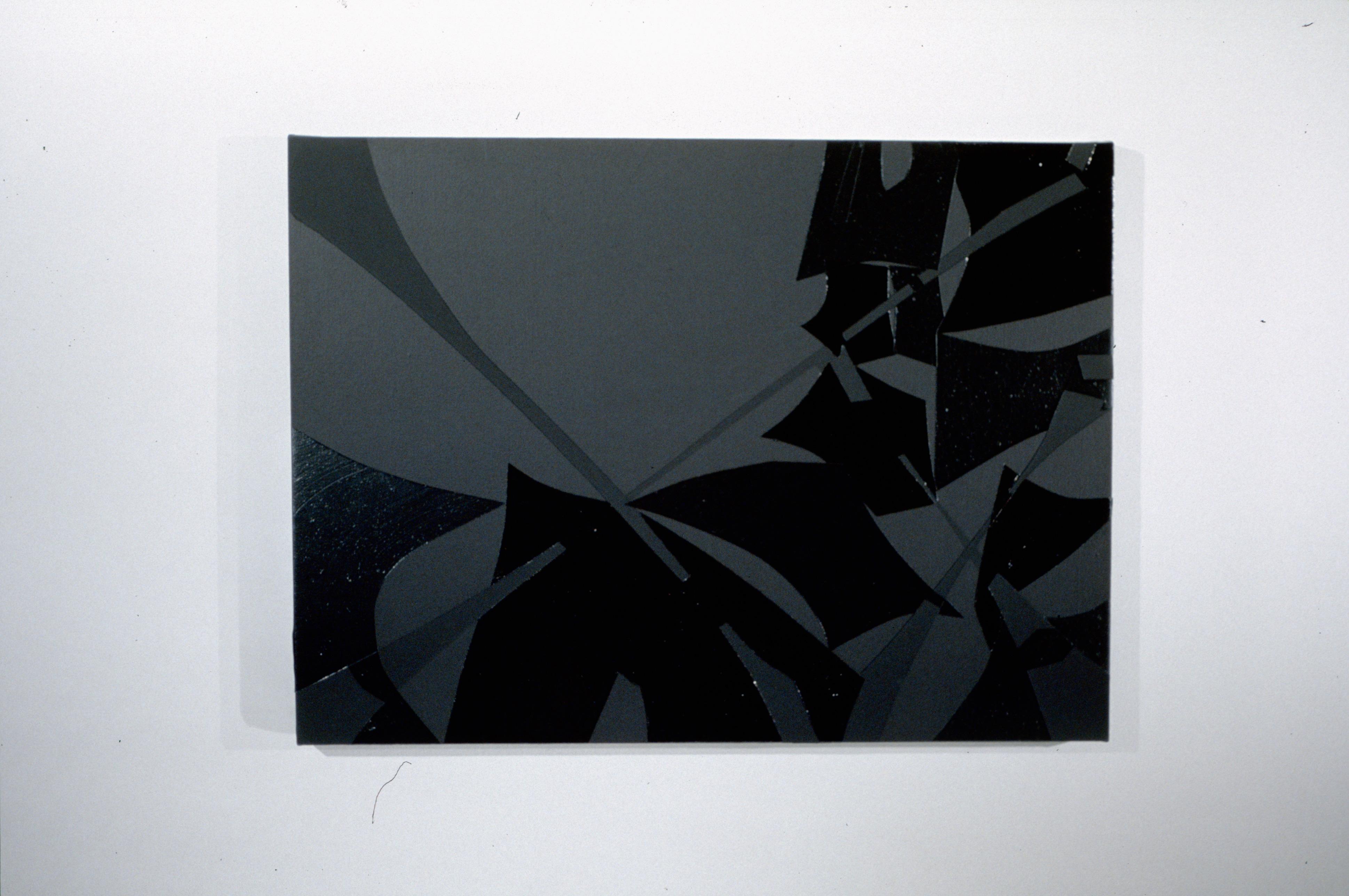 Black Study #06 | 22x31in | 2002