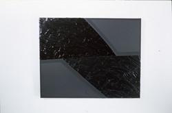Black Study #02   30x24in   2002
