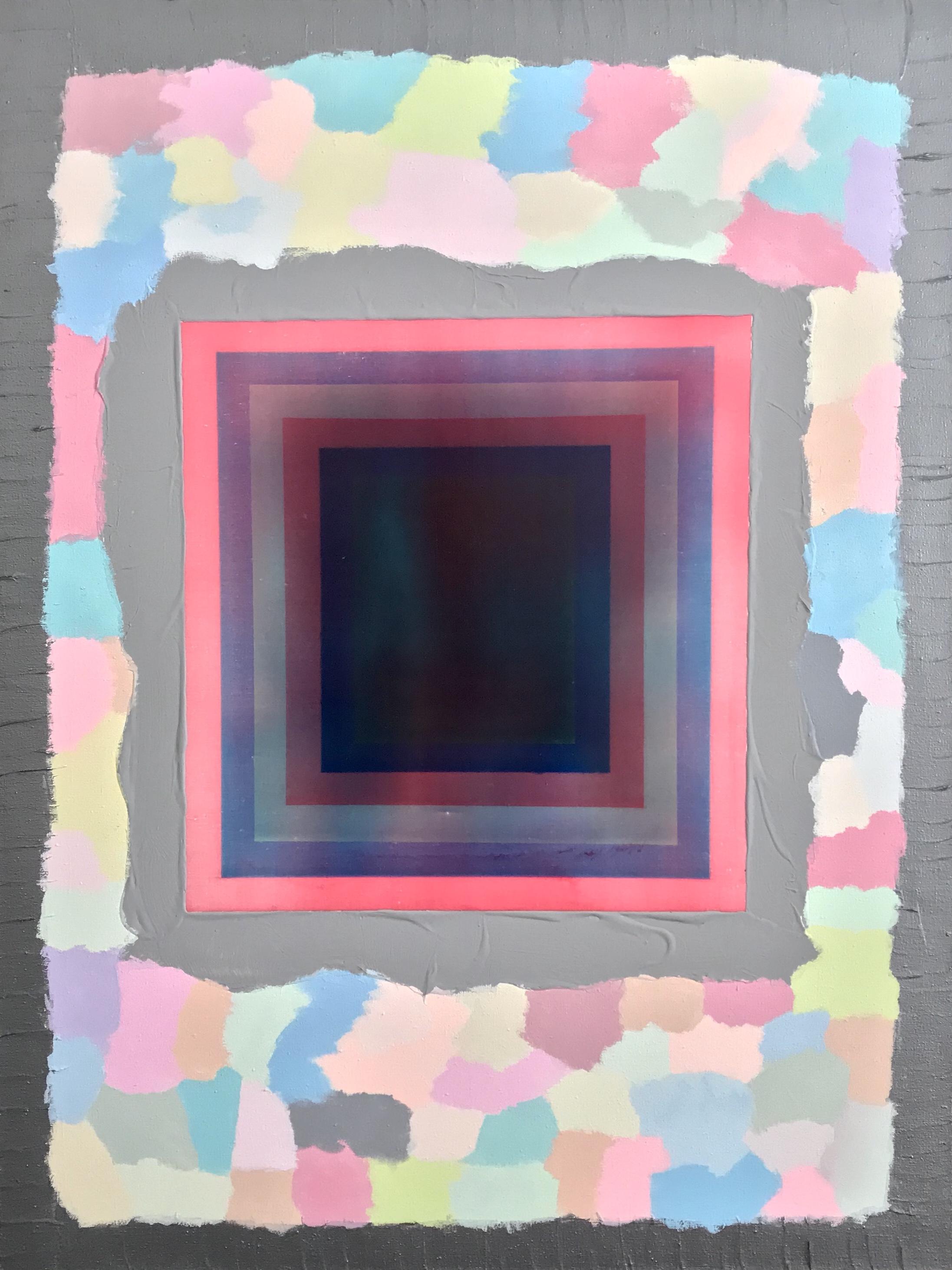 Portal (Enter)   84x63cm   2018