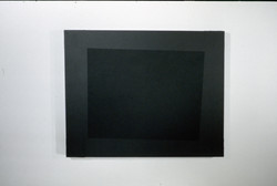 Black Study #05   29.5x24.5in   2002
