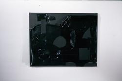 Black Study #07   24x30in   2002