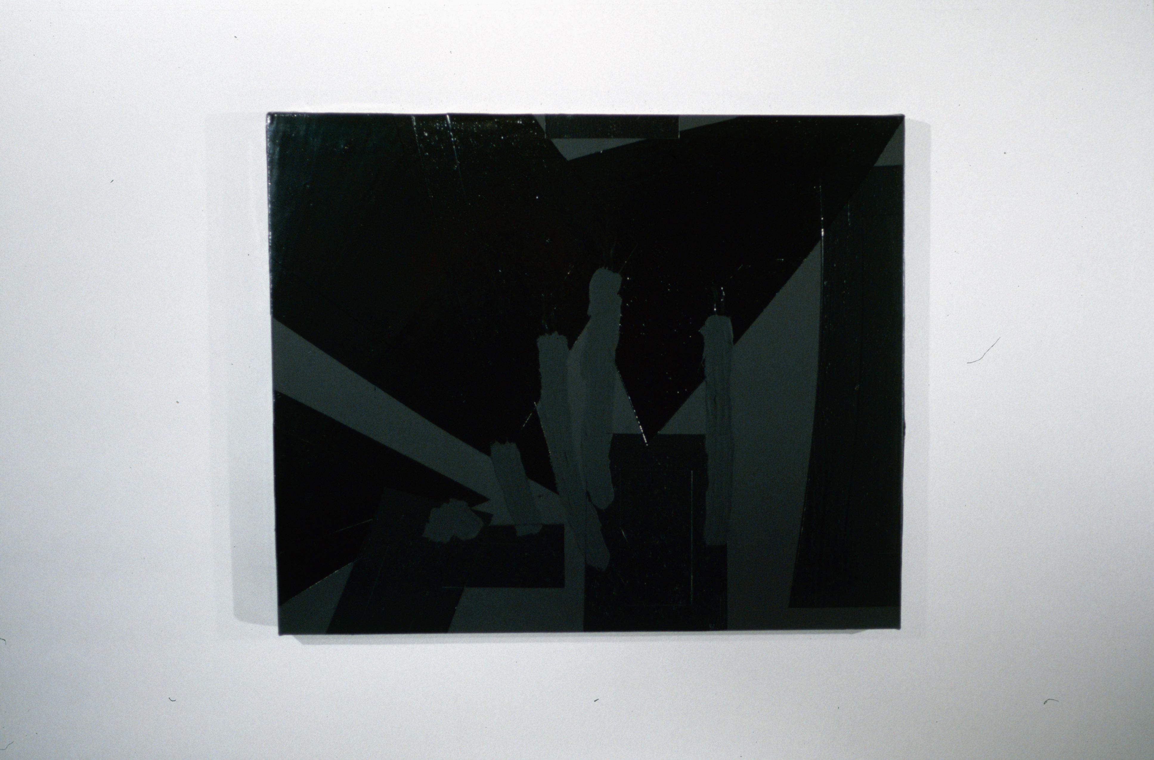 Black Study #04 | 31x25in | 2002