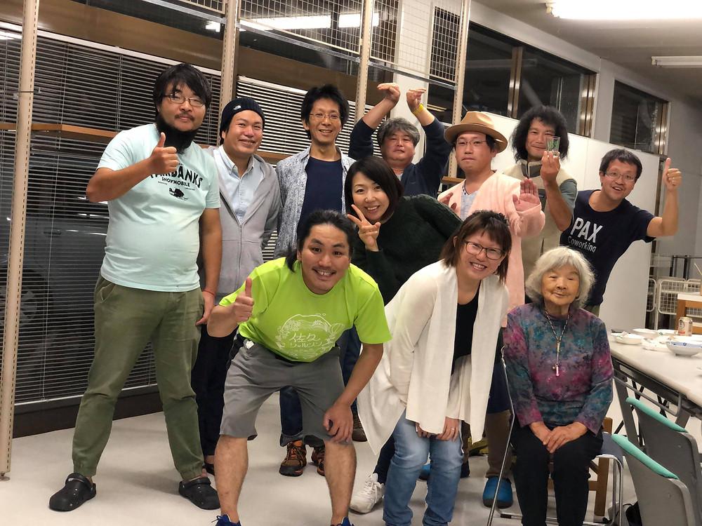 加藤武留くんは2019/10/15のいつもの飲み会3に来たことがあります