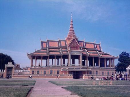 鋸南でカンボジア