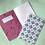 Thumbnail: Tiles pattern A5 notebook
